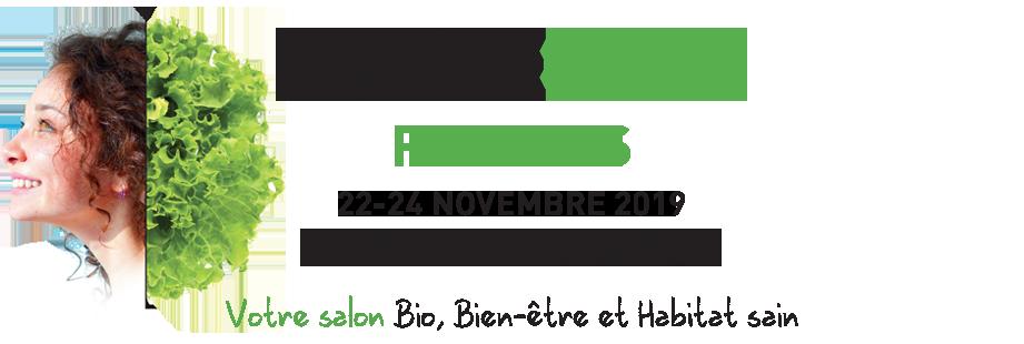 Logo salon RESPIRE LA VIE Poitiers
